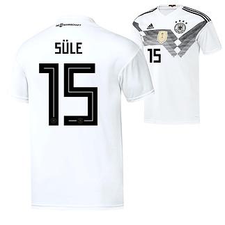 Adidas Deutschland WM 2018 DFB Trikot Heim SÜLE