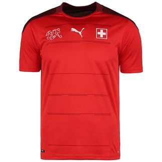 Puma Schweiz Trikot Heim EM 2021