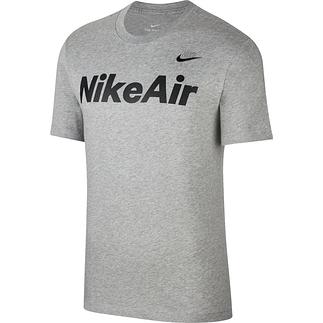Nike T-Shirt NIKE AIR Grau