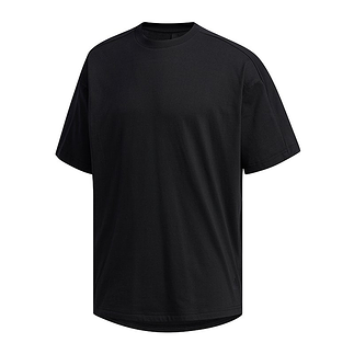 Adidas T-Shirt THREE STRIPES Schwarz