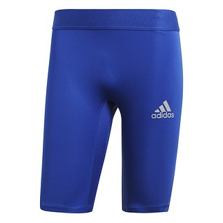 Adidas Short Tight Alphaskin CLIMALITE Blau
