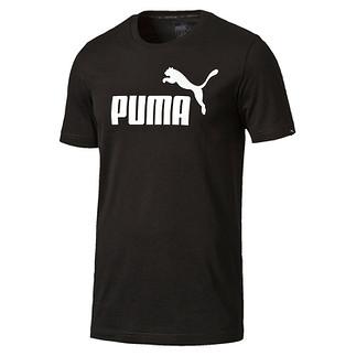 Puma T-Shirt ESS No.1 Schwarz