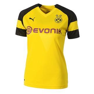 Puma Borussia Dortmund Trikot 2018/2019 Damen Heim