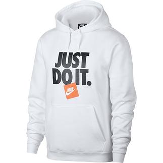 Nike Hoodie JDI Print Weiß