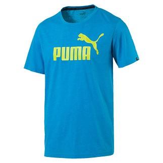 Puma T-Shirt ESS No. 1 Aqua