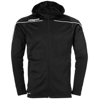 uhlsport Trackjacke Stream 22 schwarz/weiß