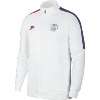Nike Paris Saint-Germain Track Jacket 2019/2020 Weiß