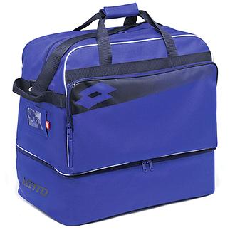 Lotto Fußballtasche Omega II prince/dark blue