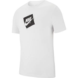 Nike T-Shirt REMIX 2 Weiß