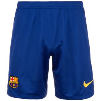 Nike FC Barcelona Shorts 2019/2020 Heim blau/gelb
