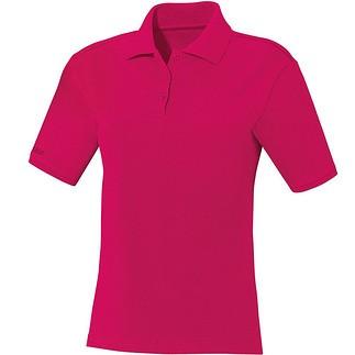 Jako Poloshirt Team pink