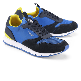 U.S. POLO ASSN. Sneaker Bolt dunkelblau