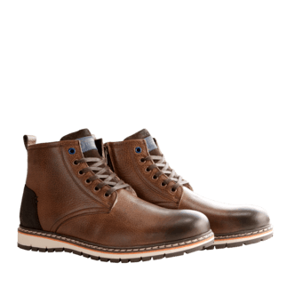 TRAVELIN OUTDOOR Winter Boot Myken braun