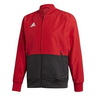 Adidas Freizeitjacke Condivo 18 Rot/Schwarz
