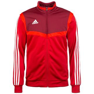 Adidas Freizeitjacke Tiro 19 Rot