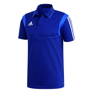 Adidas Poloshirt Tiro 19 Blau