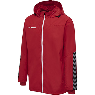 hummel Allwetterjacke Authentic rot