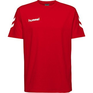 hummel T-Shirt Go Cotton rot