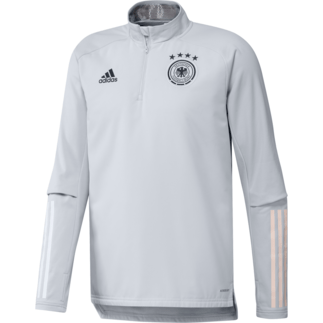 Adidas Deutschland DFB Trainingstop Warm EM 2020 Grau