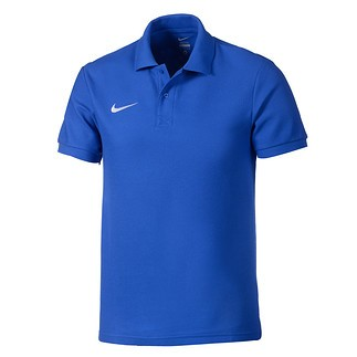 Nike Polo Shirt Club Blau