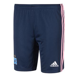 Adidas Hamburger SV Shorts 2019/2020 Auswärts Kinder