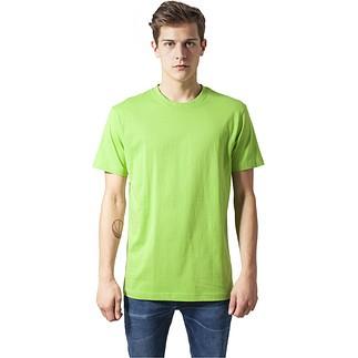 URBAN CLASSICS T-Shirt Basic Limette