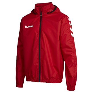 hummel Jacke Core Spray rot