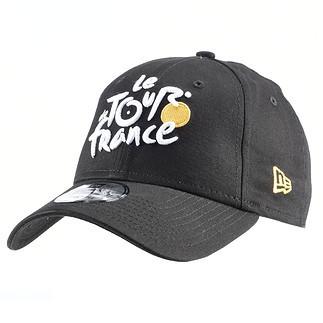 New Era Cap Tour De France Monochrome 9FORTY schwarz