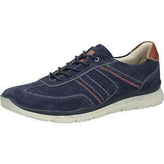 BAMA Sneaker Leder dunkelblau