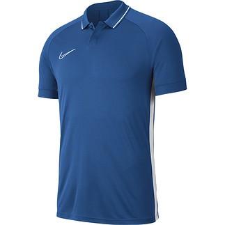 Nike Poloshirt Academy 19 Blau