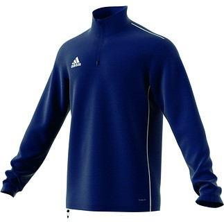 Adidas Trainingsshirt Langarm Core 18 Dunkelblau