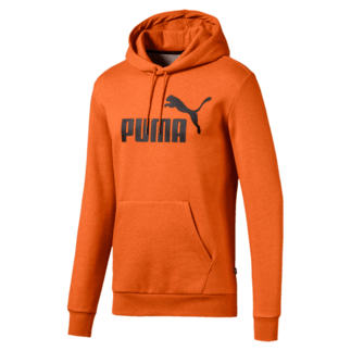 Puma Hoodie ESS No.1 FL Jaffa Orange