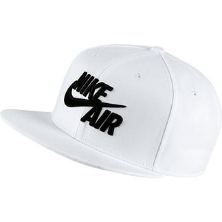 Nike Cap Sportswear Pro Weiß/Schwarz