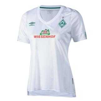 Umbro SV Werder Bremen Trikot 2019/2020 Auswärts Damen