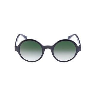 MasterDis Sonnenbrille Retro Funk schwarz/grün