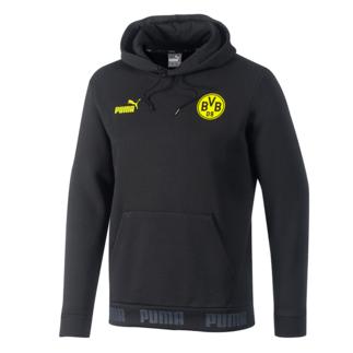 Puma Borussia Dortmund Hoodie Culture 2019/2020 Schwarz