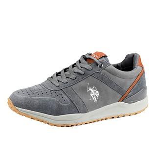 U.S. POLO ASSN. Sneaker Wayron grau