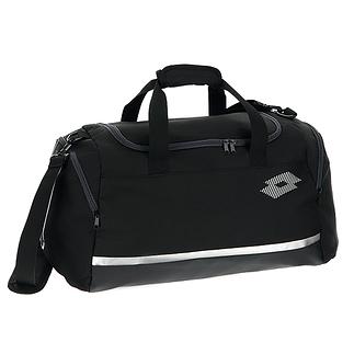 Lotto Tasche Delta Plus schwarz/silber/grau