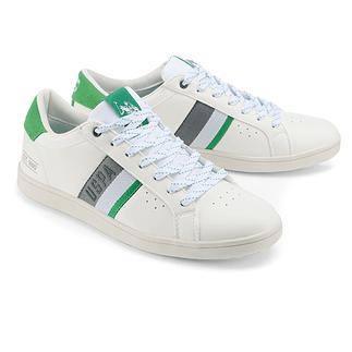 U.S. POLO ASSN. Sneaker Icon weiß/grau