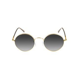MasterDis Sonnenbrille Flower gold/grau