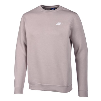 Nike Sweatshirt Sportswear Crew Rosé/Grau