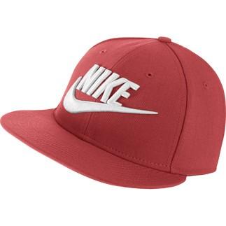 Nike Cap Futura True rot/weiß