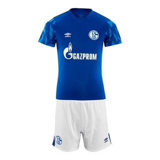 Umbro FC Schalke 04 Minikit 2019/2020 Heim Kinder