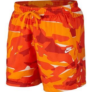 Nike Freizeit- und Badeshorts CAMO Orange