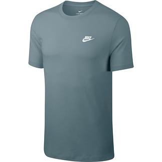 Nike T-Shirt Klassik Blaugrau