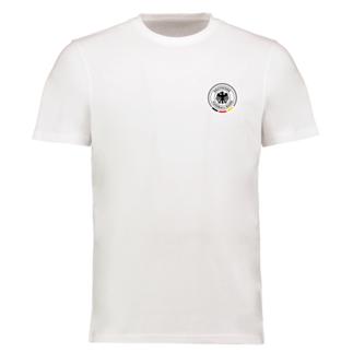 Fanatics DFB T-Shirt DFB Logo weiß
