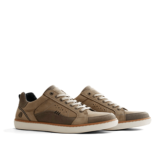 NoGRZ Sneaker C. Barry taupe