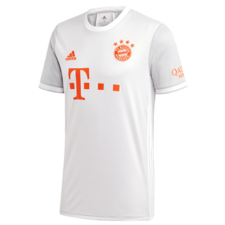 Adidas FC Bayern München Trikot 2020/2021 Auswärts Kinder