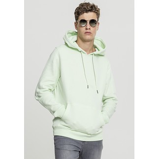 URBAN CLASSICS Hoodie Basic Sweat mint