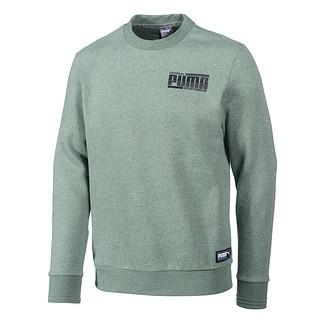 Puma Sweatshirt Athletics Crew mintgrün/grau